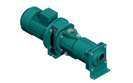 FM Range compact industrial pump