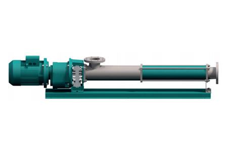 K Range progressing cavity pump