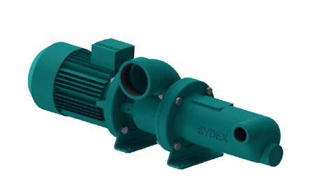 Integral Macerator Pump Unit by sydex