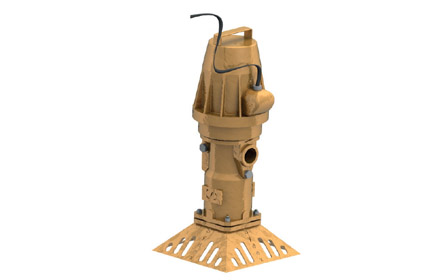 submersible industrial pump - MP Range